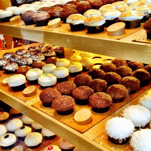 Photo courtesy of Sprinkles - Assorted Cupcakes