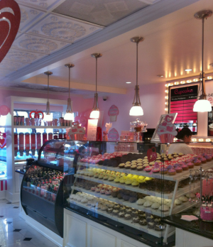 Photo courtesy of Casey's Cupcakes - Laguna Beach Store