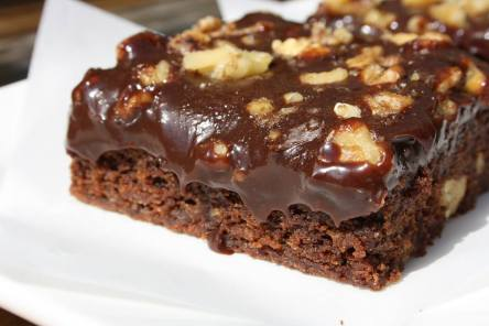 Photo courtesy of The Oinkster - Nut Brownie