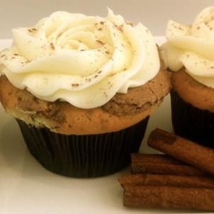 Photo courtesy of Vanilla Bake Shop - Cinnamon Vanilla