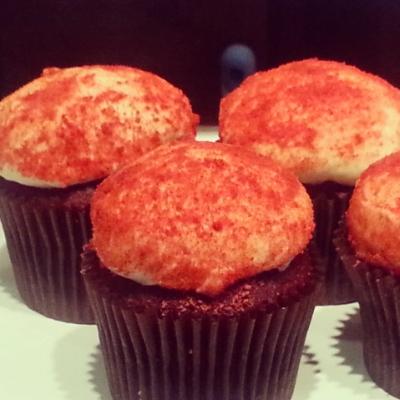 Panera Bread - Red Velvet Cupcakes