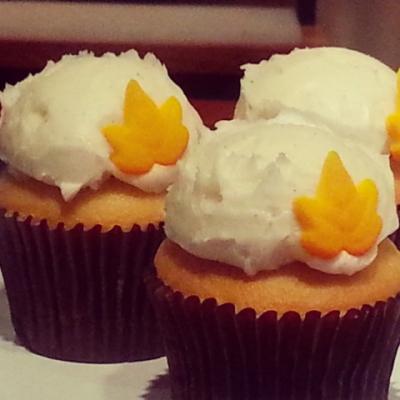 Panera Bread - Vanilla Cupcakes