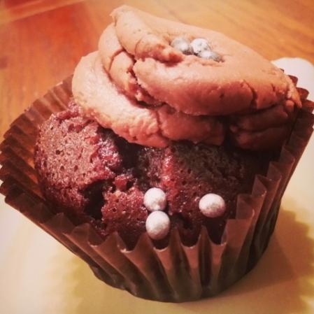 Southern Girl Desserts - Hennessy & Coke Cupcake