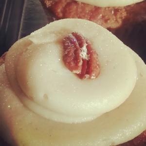 The Sugar Me Bakery - Butter Pecan Cupcake