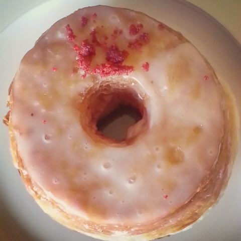 Fancy Donuts Are Not Cronuts