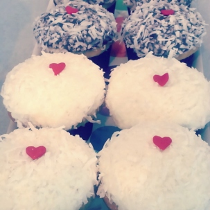 Hapa Cupcakes - Coconut Rum