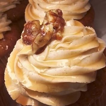 Sweet Epies - Sweet Potato Cupcake
