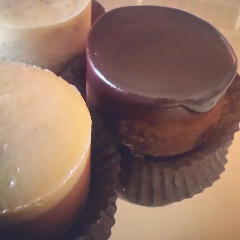 Dessert Lab - Petite Cheesecakes