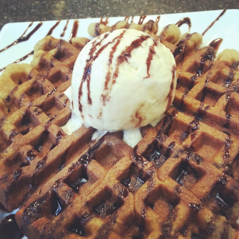 Iron Press - Wookie (Waffle + Cookie)