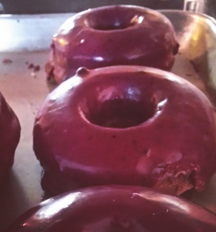 Fonuts - Blueberry Earl Grey