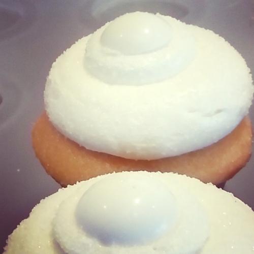 The Cupcake Store - Vanilla Bean Cupcake