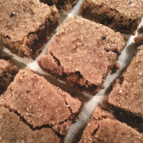 Brown Sugar Cookie Bars