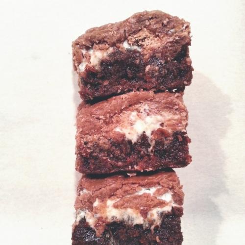 3 Musketeers Mud Brownies
