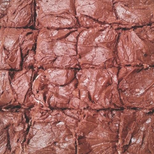 Mississippi Mud Brownies
